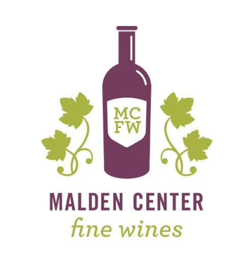 malden center fine wines logo - luxury apartments in malden ma